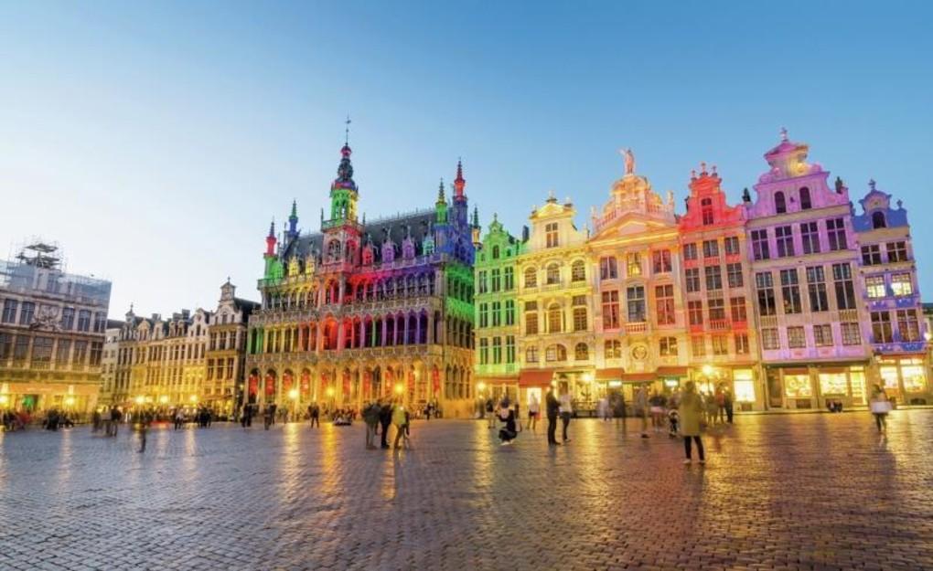 Pivní festival v Bruselu