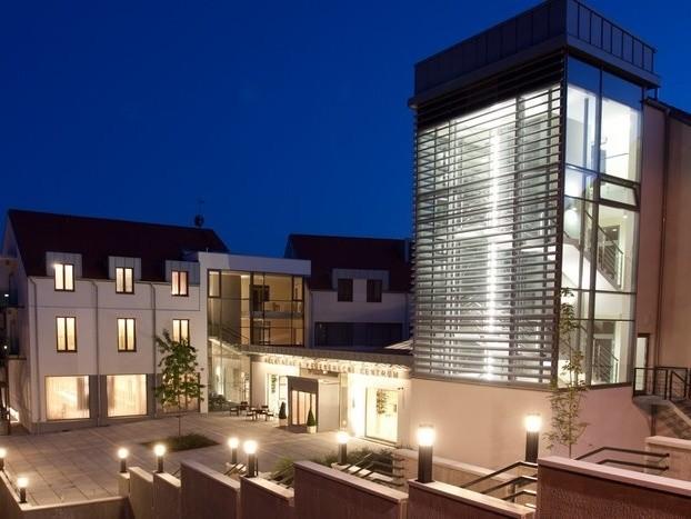 Wellness hotel DIAMANT - rekreační pobyt pá-ne
