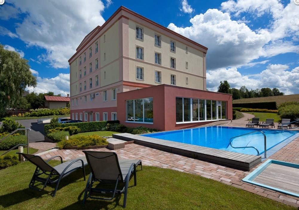 HOTEL FRANCIS PALACE SPA & WELLNESS - Seniorský pobyt 55+ STÁTNÍ PODPORA - Františkovy Lázně