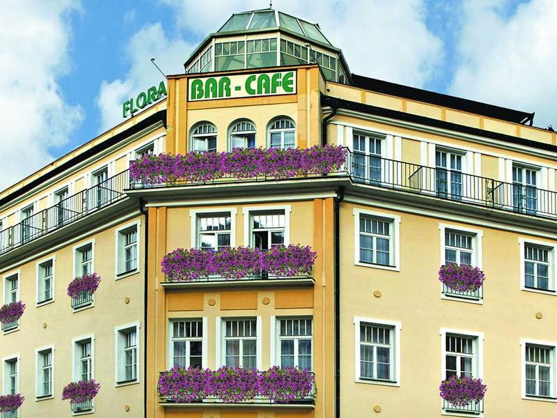 Komplexní lázeňská péče - Hotel Flora