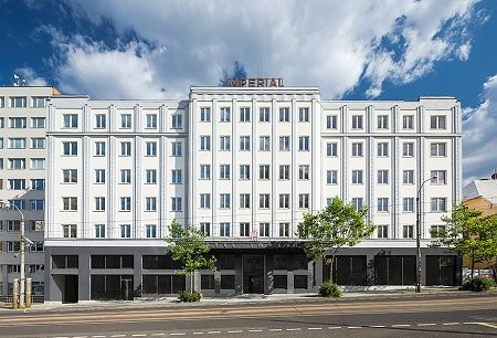 GRAND HOTEL IMPERIAL - Zvýhodněný včasný pobyt (45 dní předem)  - Liberec