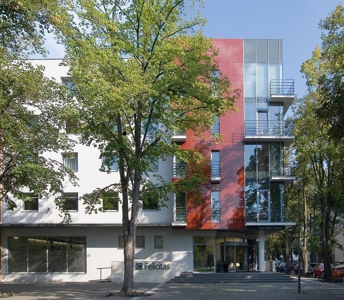 SPA HOTEL FELICITAS - Lázeňský pobyt Klasik - Poděbrady