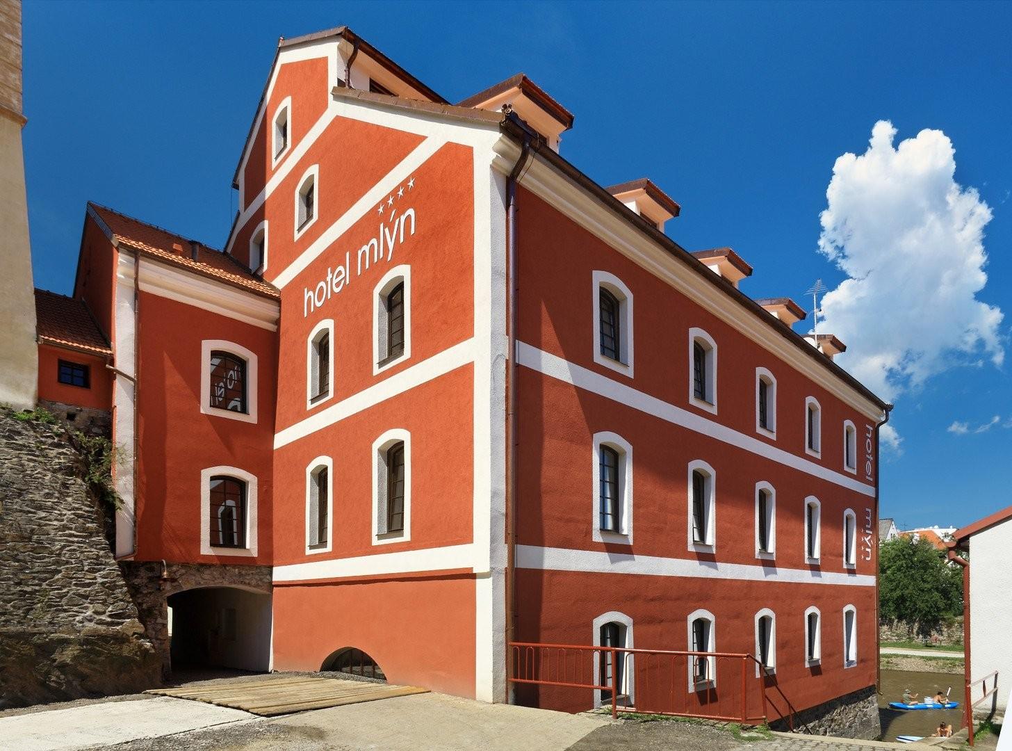 Hotel Mlýn - Dětský Klub Transylvánie