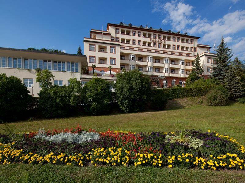 Pobyt pro seniory - Lázeňský hotel Palace
