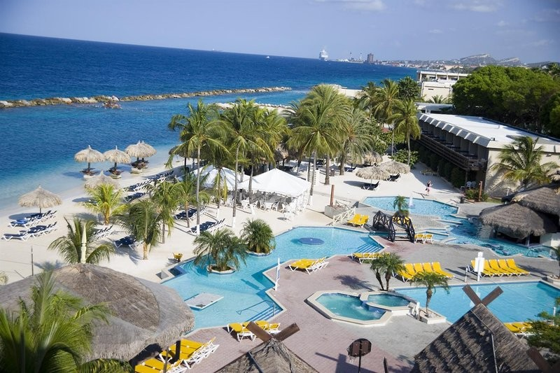SUNSCAPE CURACAO RESORT AND SPA