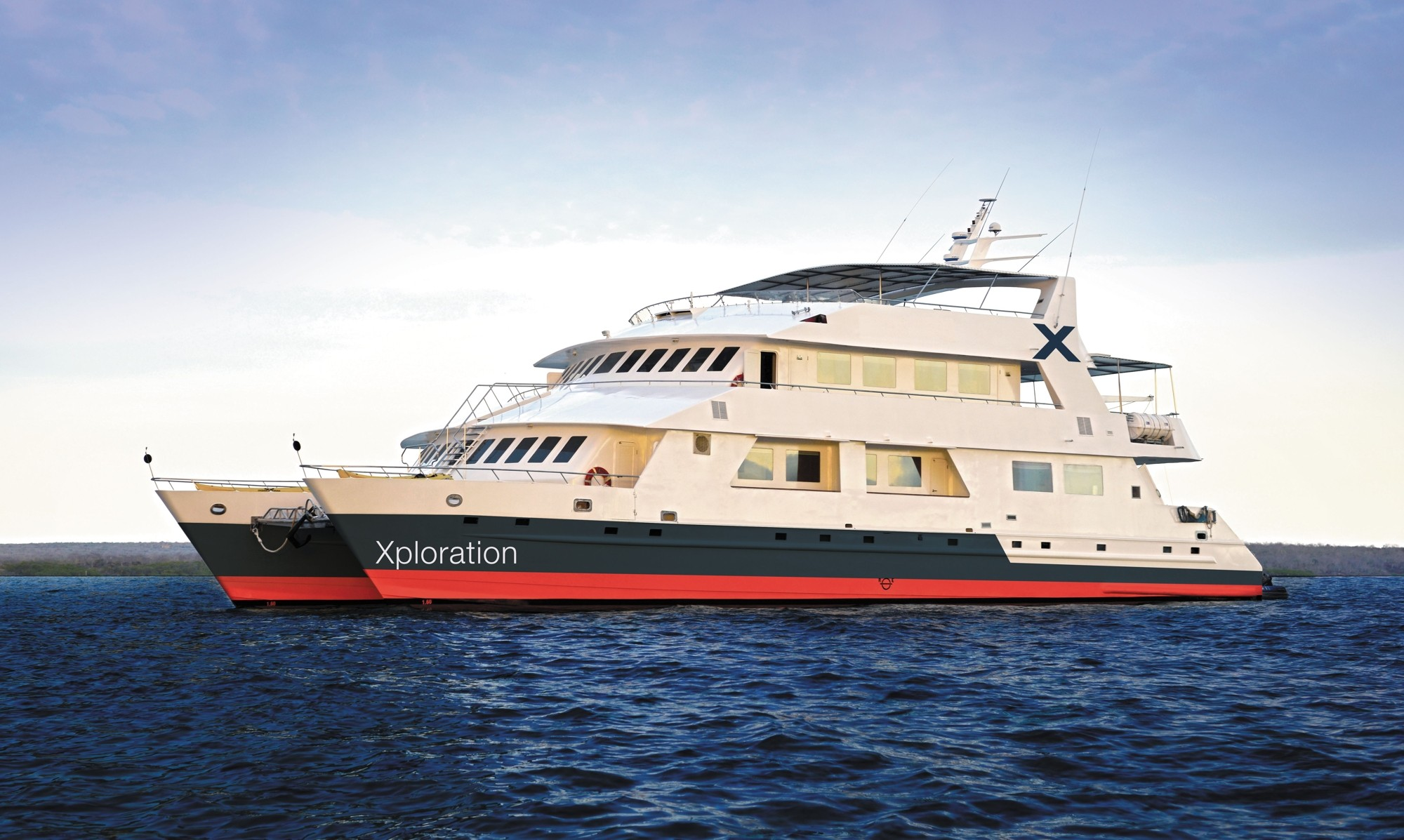 Ekvádor z Baltra na lodi Celebrity Xploration, plavba s bonusem