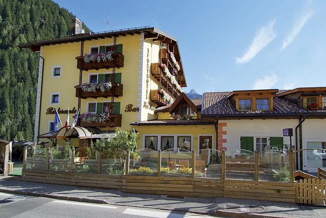 SPORT HOTEL SASS MAOR - léto