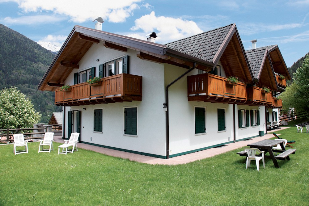 RESIDENCE ANDREOTTI - léto