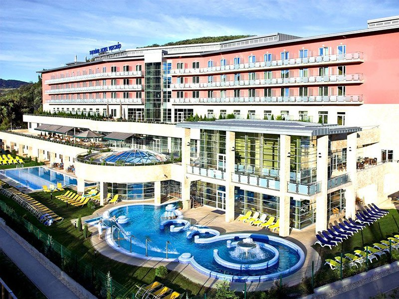 Zvýhodněný wellnessový pobyt 7=6 ve Visegrádu - Thermal Hotel Visegrad