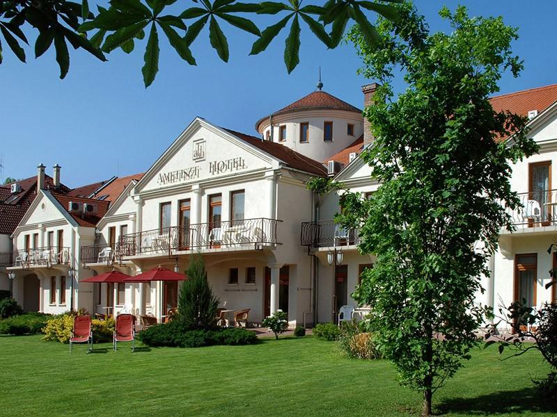 Rekreace v Harkány - Ametiszt Hotel Harkány