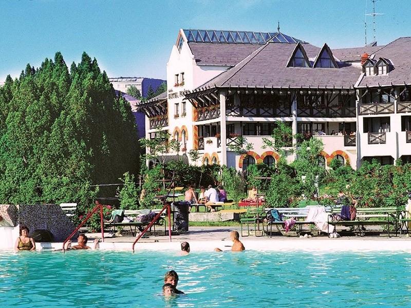 Odpočinek v Egeru - Hunguest Hotel Flóra