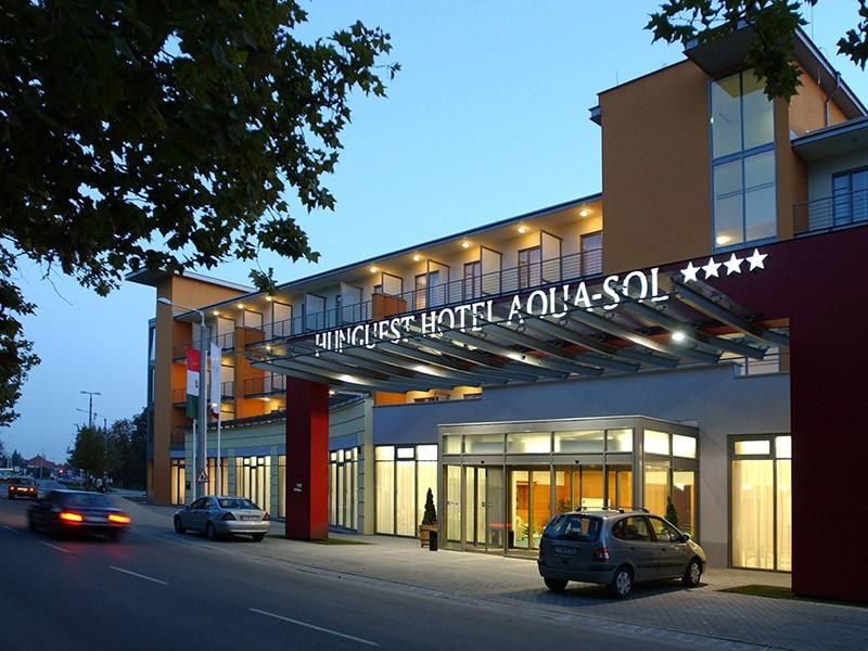 Termální týden AQUA SOL - Hunguest Hotel Aqua Sol