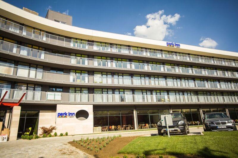 Zvýhodněný wellnessový týden 7=6 - Park Inn by Radisson Zalakaros Resort Spa