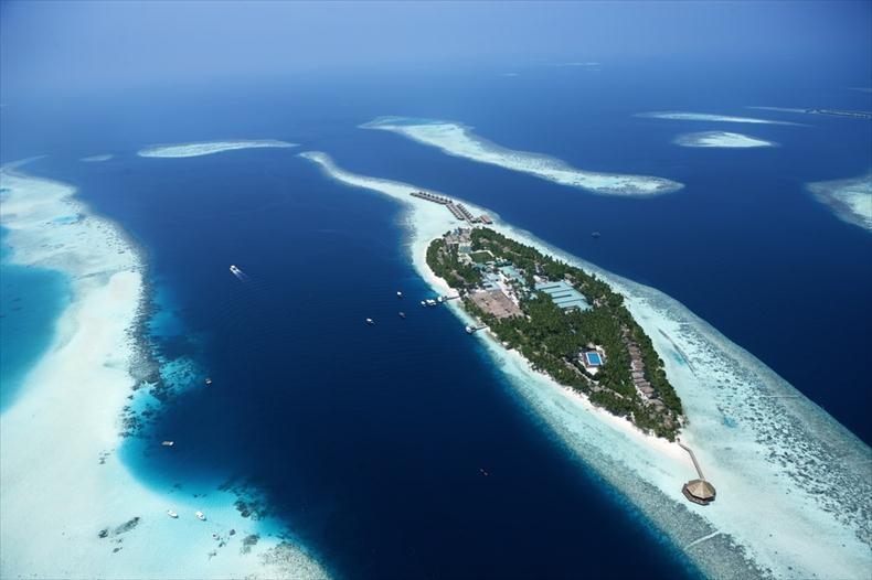 VILAMENDHU ISLAND