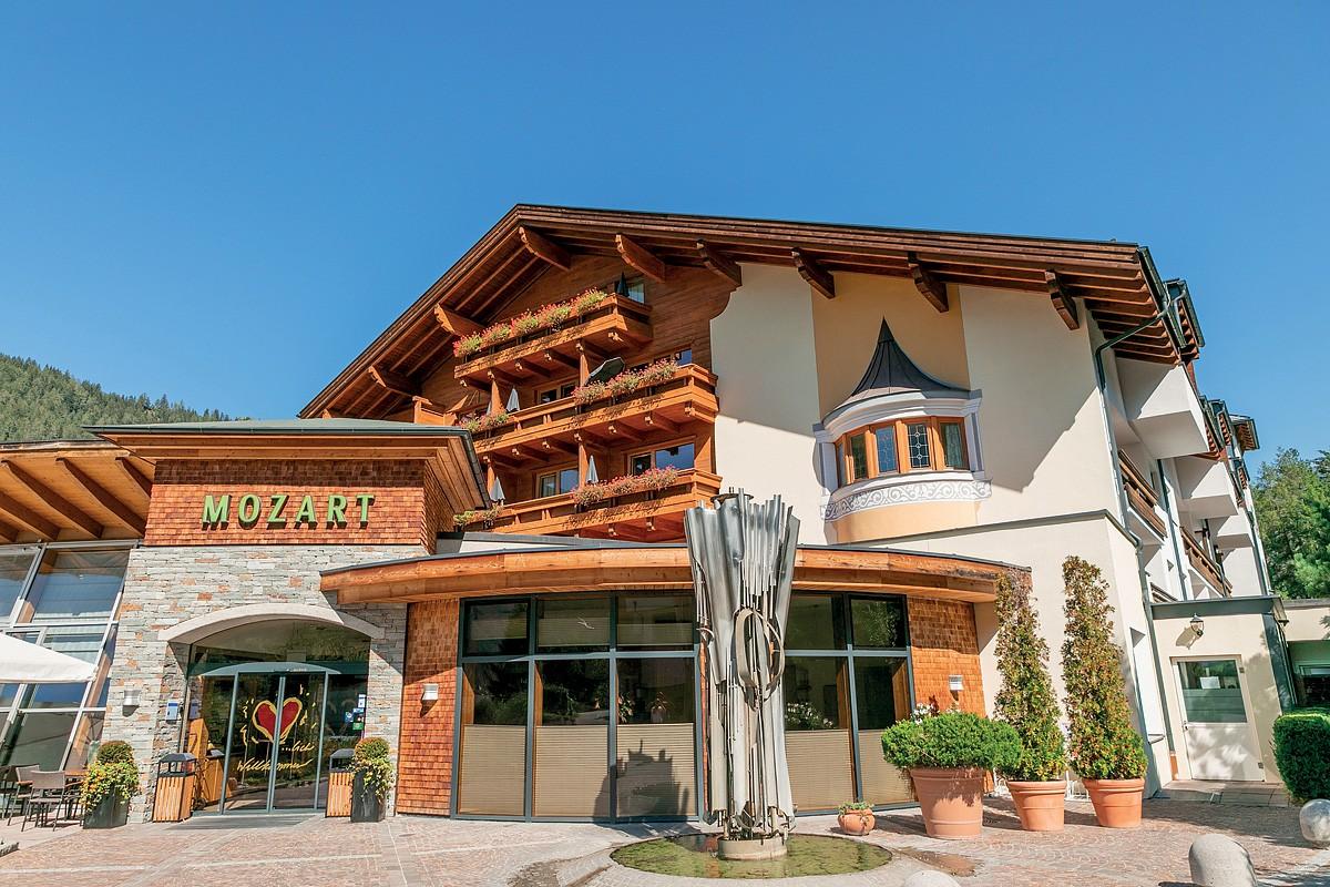 VITAL HOTEL MOZART - léto