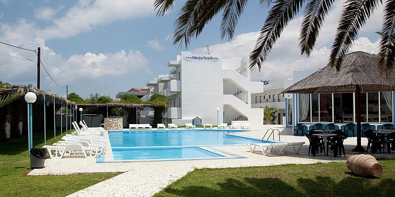Blue Jay Beach Hotel Kos