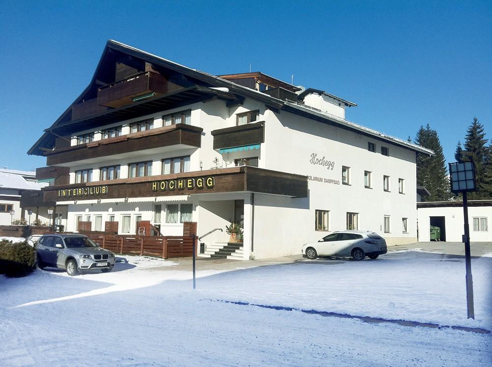INTERCLUB RESIDENCE AND HOTEL HOCHEGG