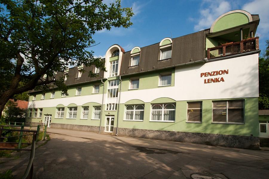 Léčebný pobyt zdraví - Lázeňský dům Alžbeta*** (Lenka***)