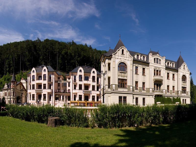 Léčebně rehabilitační pobyt - Hotel Most Slávy