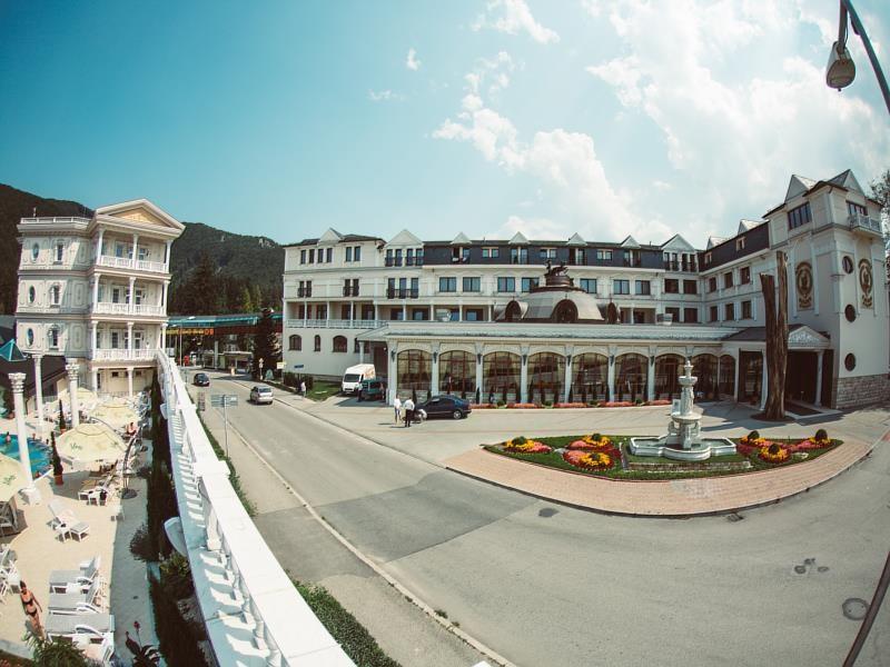 Relaxační týden exclusive - Lázeňský hotel Aphrodite Palace