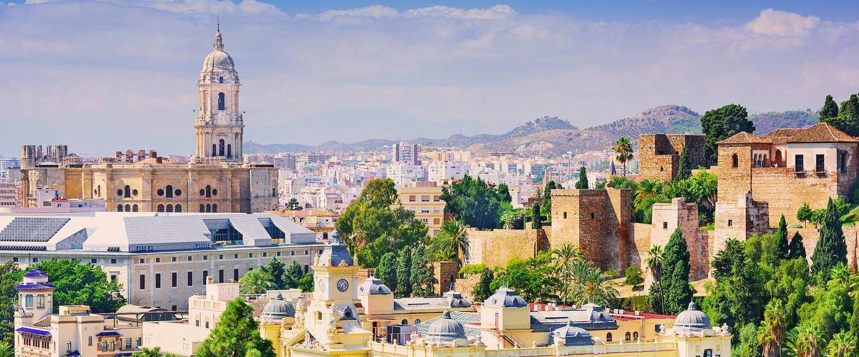 Andalusie – pobytově poznávací – letecky