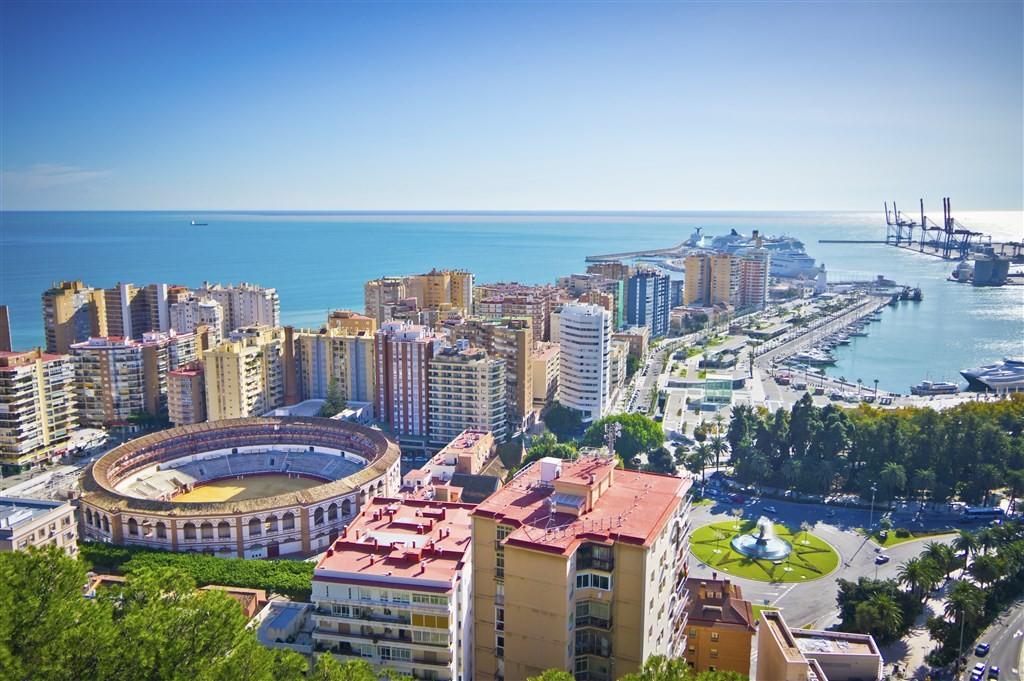 Krásy jižního Španělska letadlem (putování Andalusií) - 8 dní