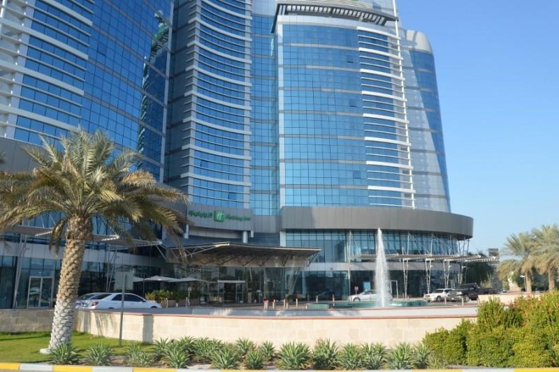 HOLIDAY INN DOWN TOWN ABU DHABI