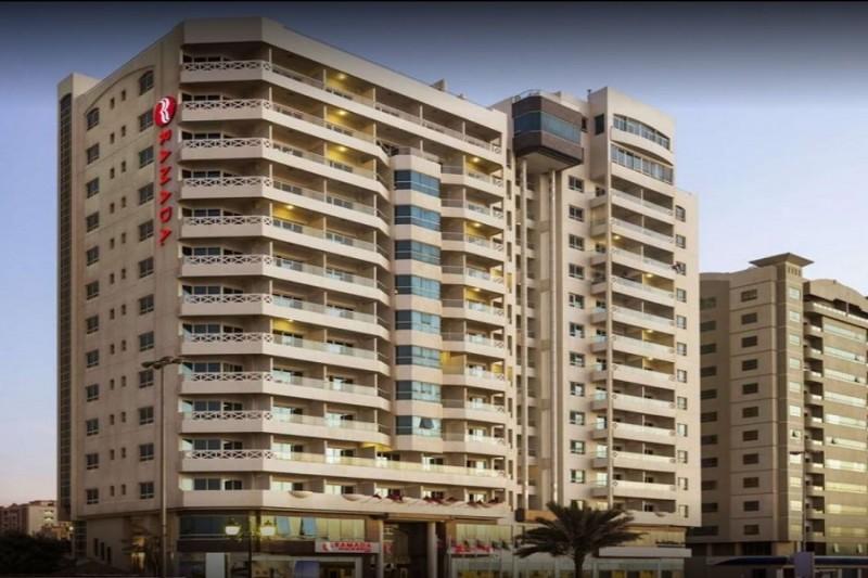 RAMADA BEACH HOTEL AJMAN - S AIR ARABIA