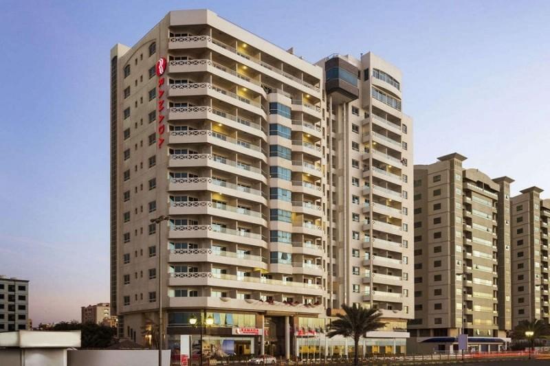 RAMADA BEACH HOTEL AJMAN - S FLY DUBAI