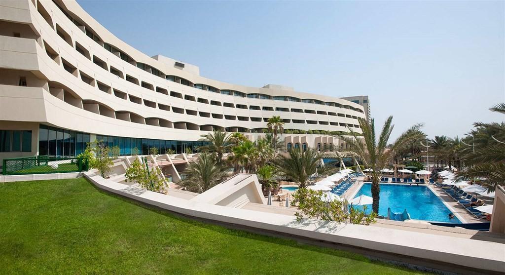 OCCIDENTAL SHARJAH GRAND HOTEL -  speciální nabídka na podzim