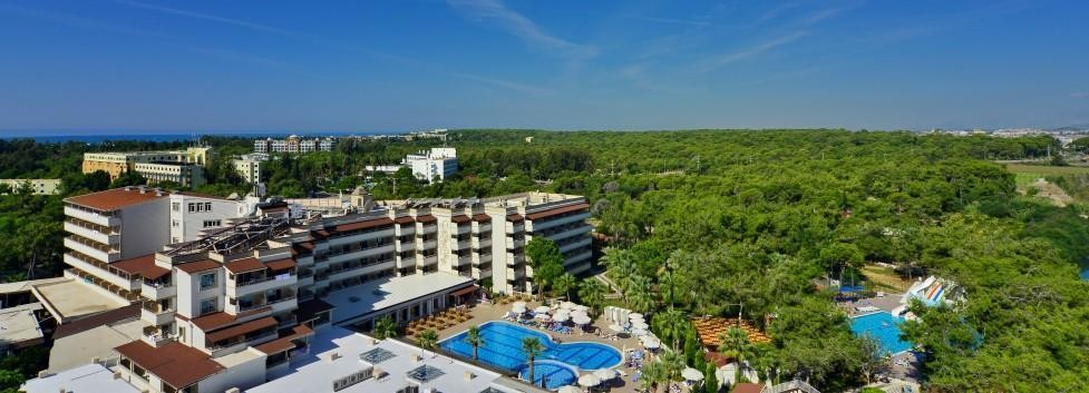 Hotel Linda Resort Titreyengol