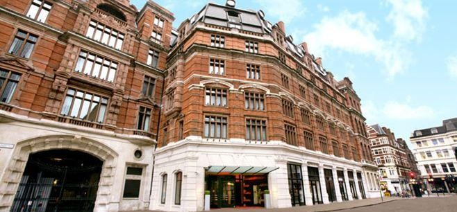 ANDAZ LIVERPOOL STREET HOTEL LONDON BY HYATT